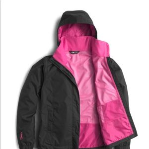 Limited Edition Pink Ribbon North Face